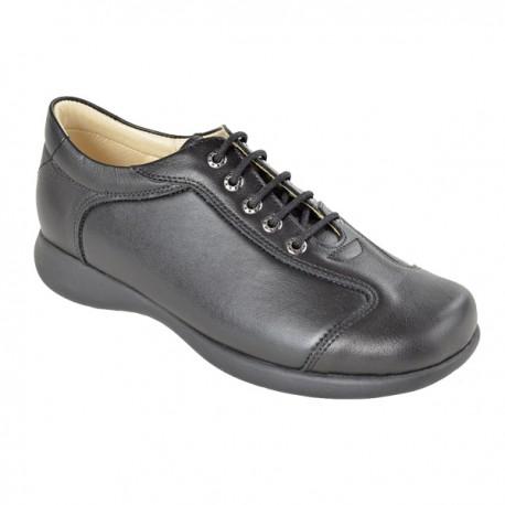 PediKomfort sportos cipő (fekete)