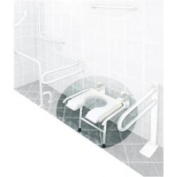 Felhajtható fürdetőülés