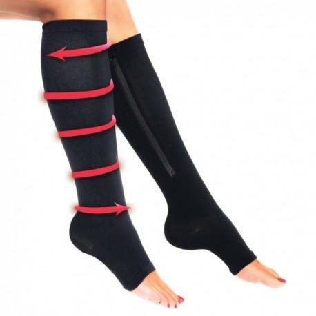 Zip Sox kompressziós  zokni