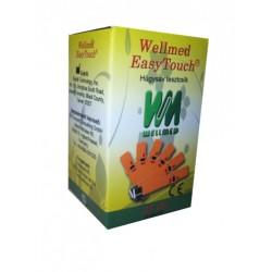 Hugysav tesztcsík Wellmed Easy Touch GU és GCU-hoz 25 db-os