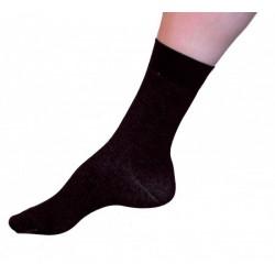 Ezüst zokni (extra)gumírozás nélkül