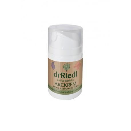 DrRiedl arckrém aknés bőrre 50 ml