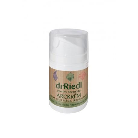 DrRiedl Arckrém száraz bőrre 50 ml