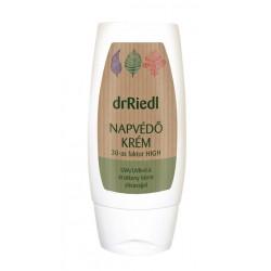 DrRiedl napvédő krém 30 faktor 100 ml