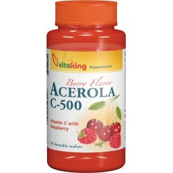 Acerola C-500 rágótabletta 40 db