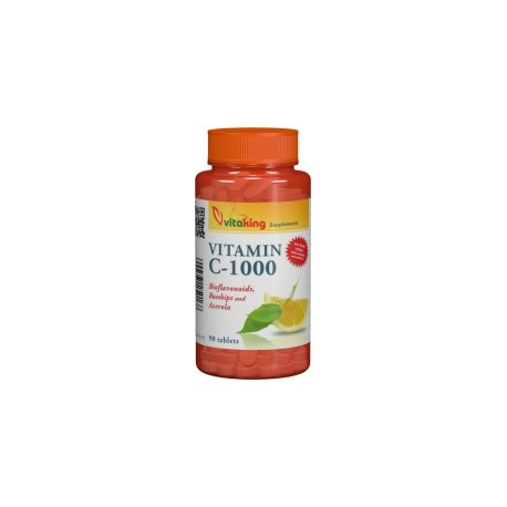 C-Vitamin vitaking 90 db