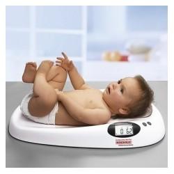 Digitális csecsemő mérleg Soehnle