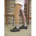 Csővázas combprotézis rövid csonkra