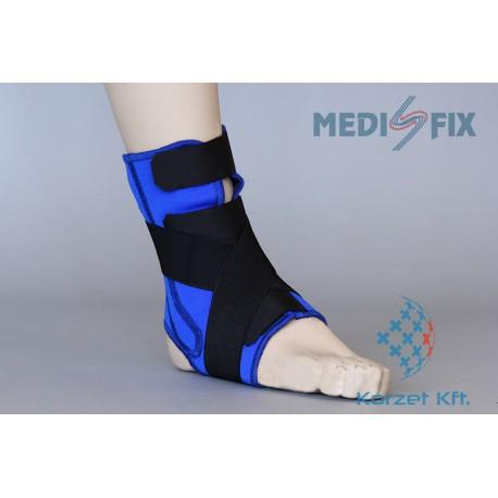 Bokaszorító elasztikus erősítő pánttal Medi-Fix