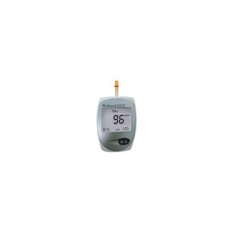 Wellmed Easy Touch GCU háromfunkciós vércukorszintmérő készülék