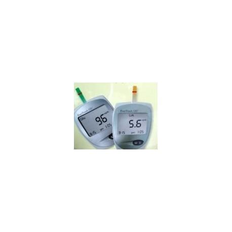 Wellmed Easy Touch GU kétfunkciós vércukorszintmérő készülék