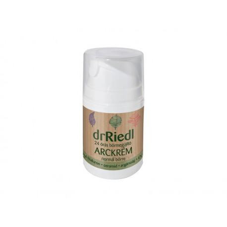 DrRiedl 24 órás hatású bőrmegújító arckrém
